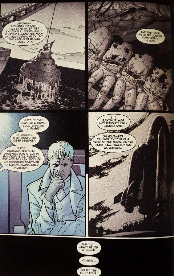 Planetary # 6 - Warren Ellis John Cassaday