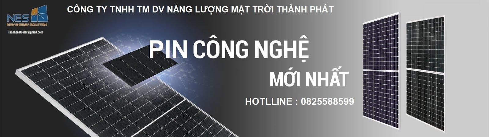 Công Ty TNHH Điện Năng Lượng Mặt Trời Thành Phát