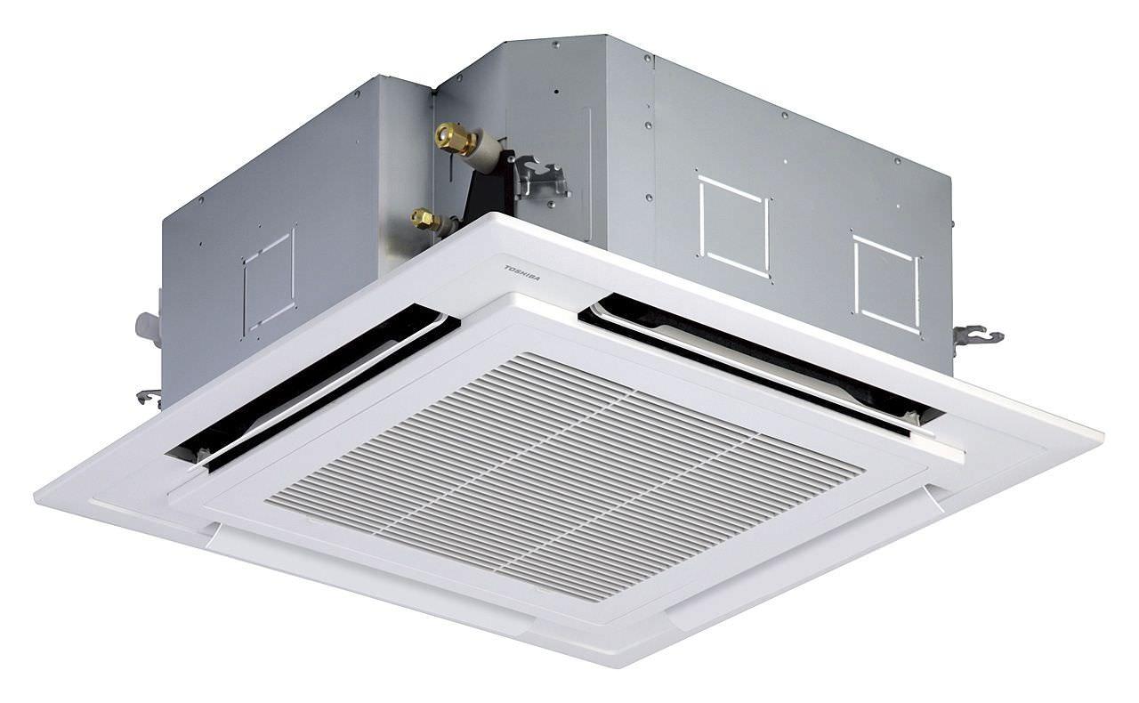 Montaje y mantenimiento de aire acondicionado de cassette for Aire acondicionado montaje incluido