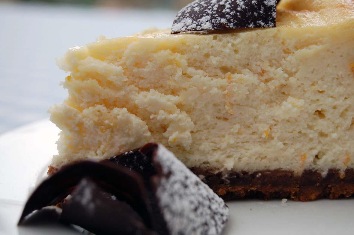 ... Terry's it's Lisa's...Chocolate Orange Cheesecake | Lisa'...