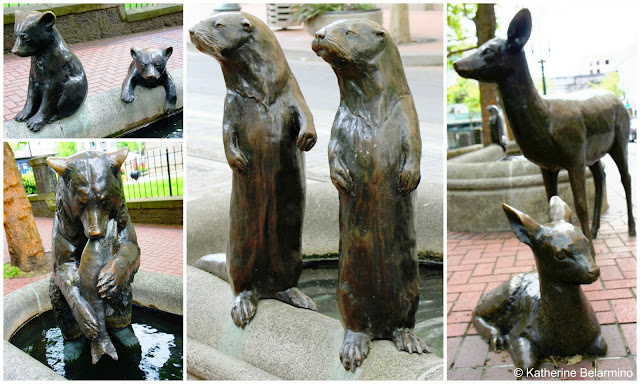 Bronze Animal Statues