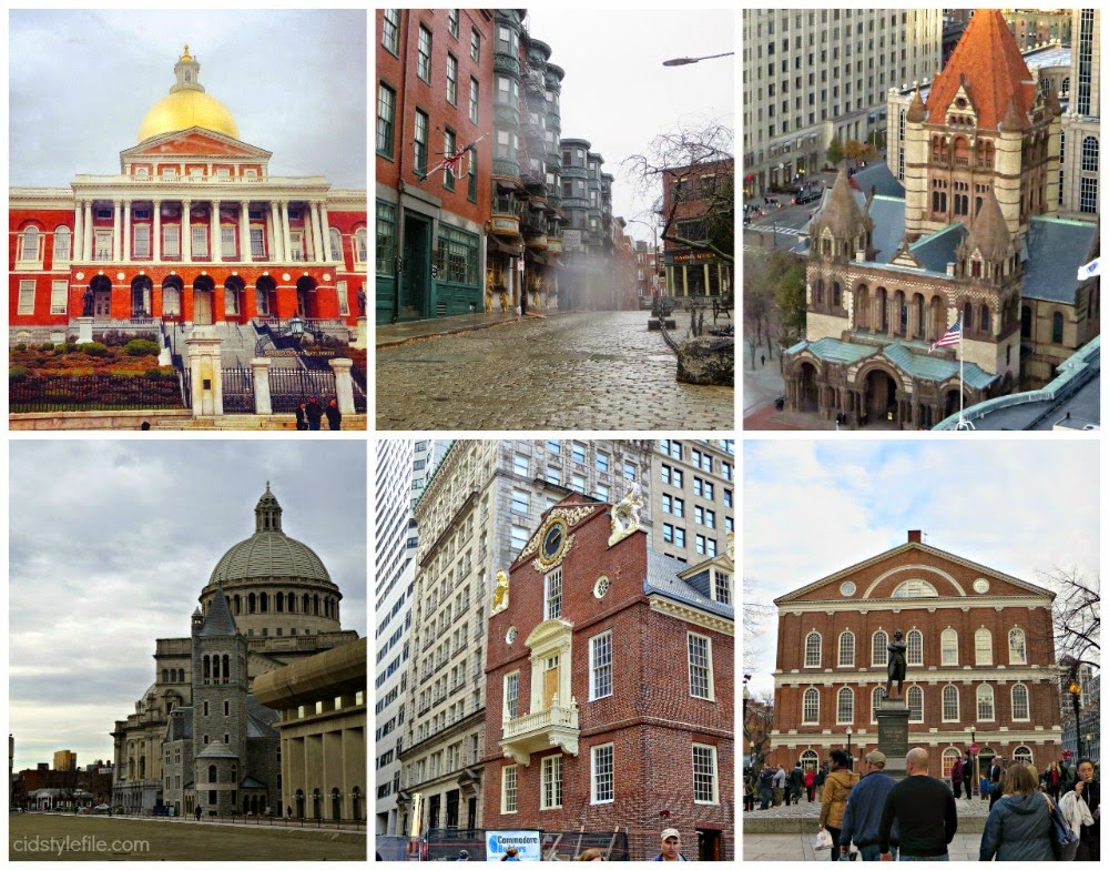 boston, mass, new england, old state house, faneuill hall, quincy market, trinity church,