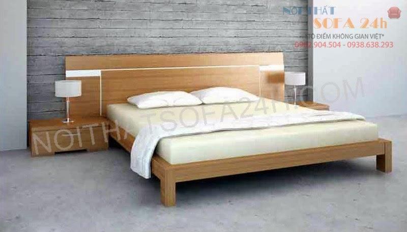 Giường ngủ GN060