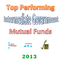 Best Performing Intermediate Government Funds 2013