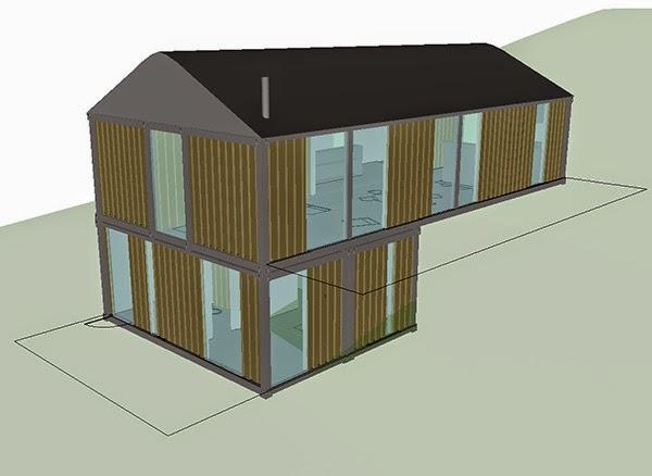 Casas contenedores 6 pasos b sicos para construir una for Construir casas en 3d