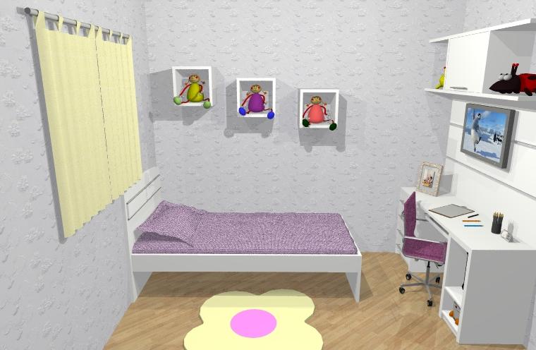 Tapete Para Quarto Infanto Juvenil ~   quarto de menina ou num quarto de menino ou um quarto unissex reparou