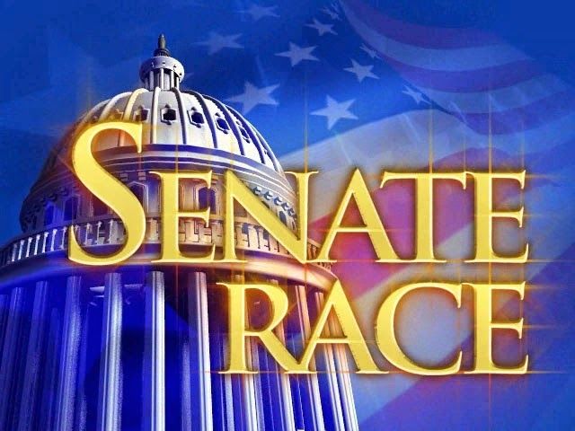 2014 U.S. SENATE RACE UPDATE