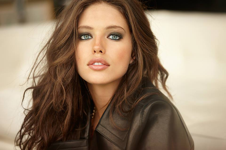 Emily Didonato For Calzedonia Fall Winter Collection