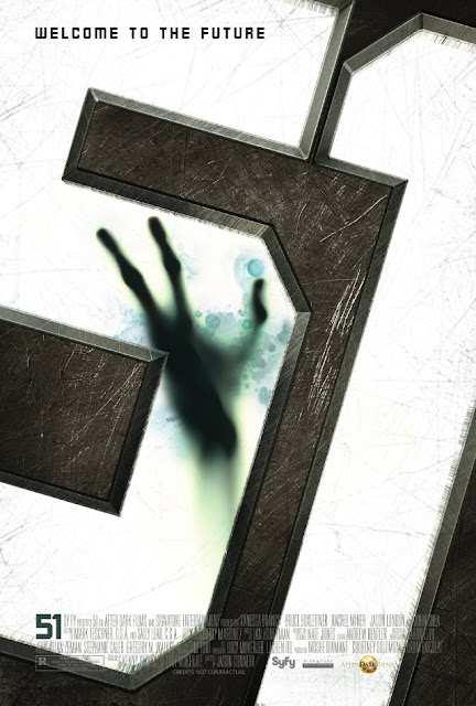 Area 51 (After Dark Originals) (2011) มิติสยอง 7 ป่าช้า ความลับใต้ฐานทัพ 51 DVD Master