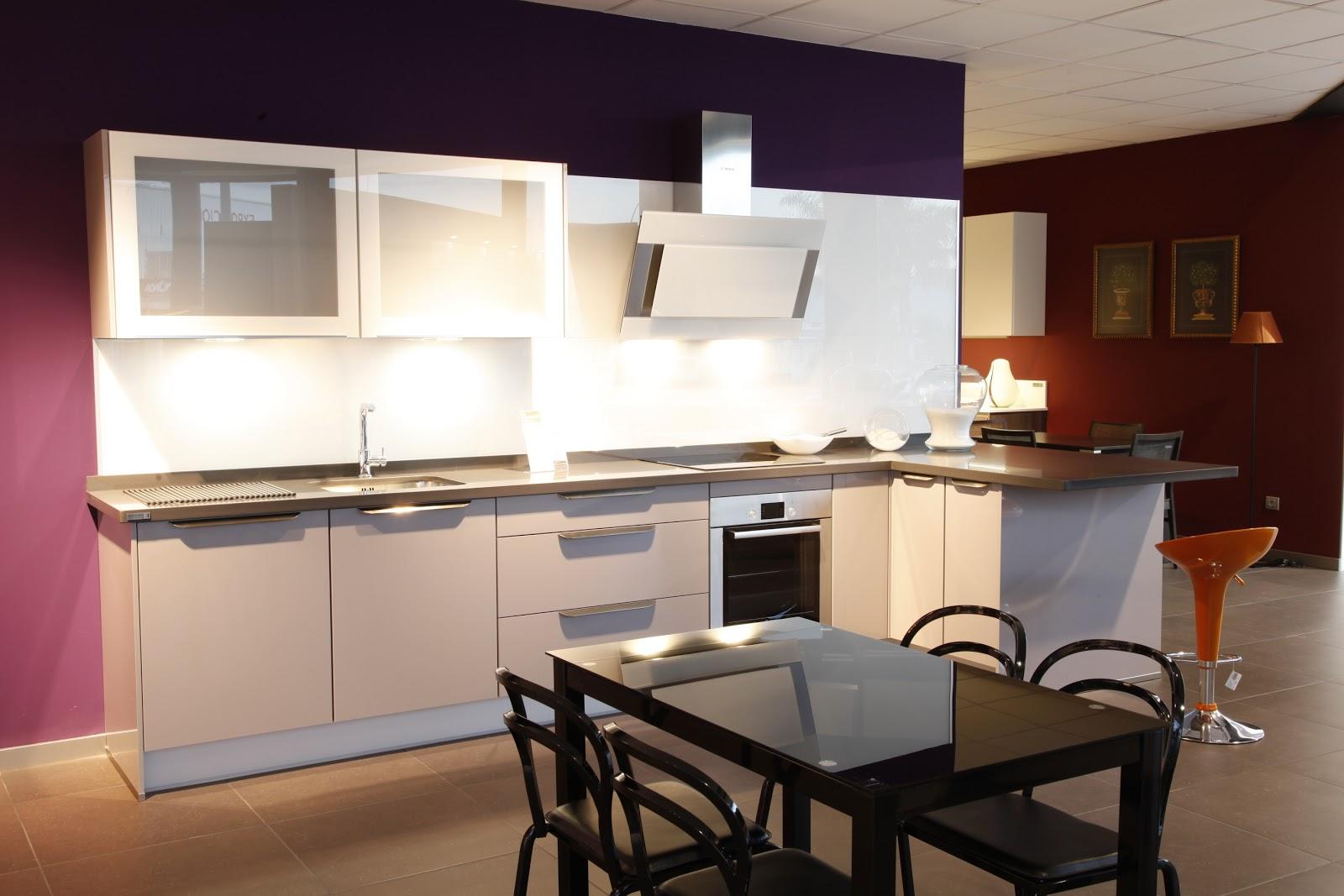 Precio Cocina Santos | Chef Cocinas Gandia Valencia Renovacion Total De Exposicion A