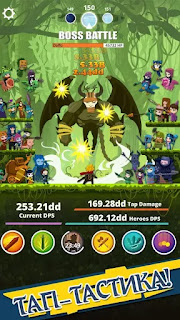 Tap Titans  3.0.6 Build Mod Apk  (Unlimited money)