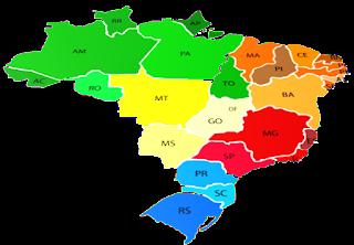 Território do Brasil aumenta de tamanho