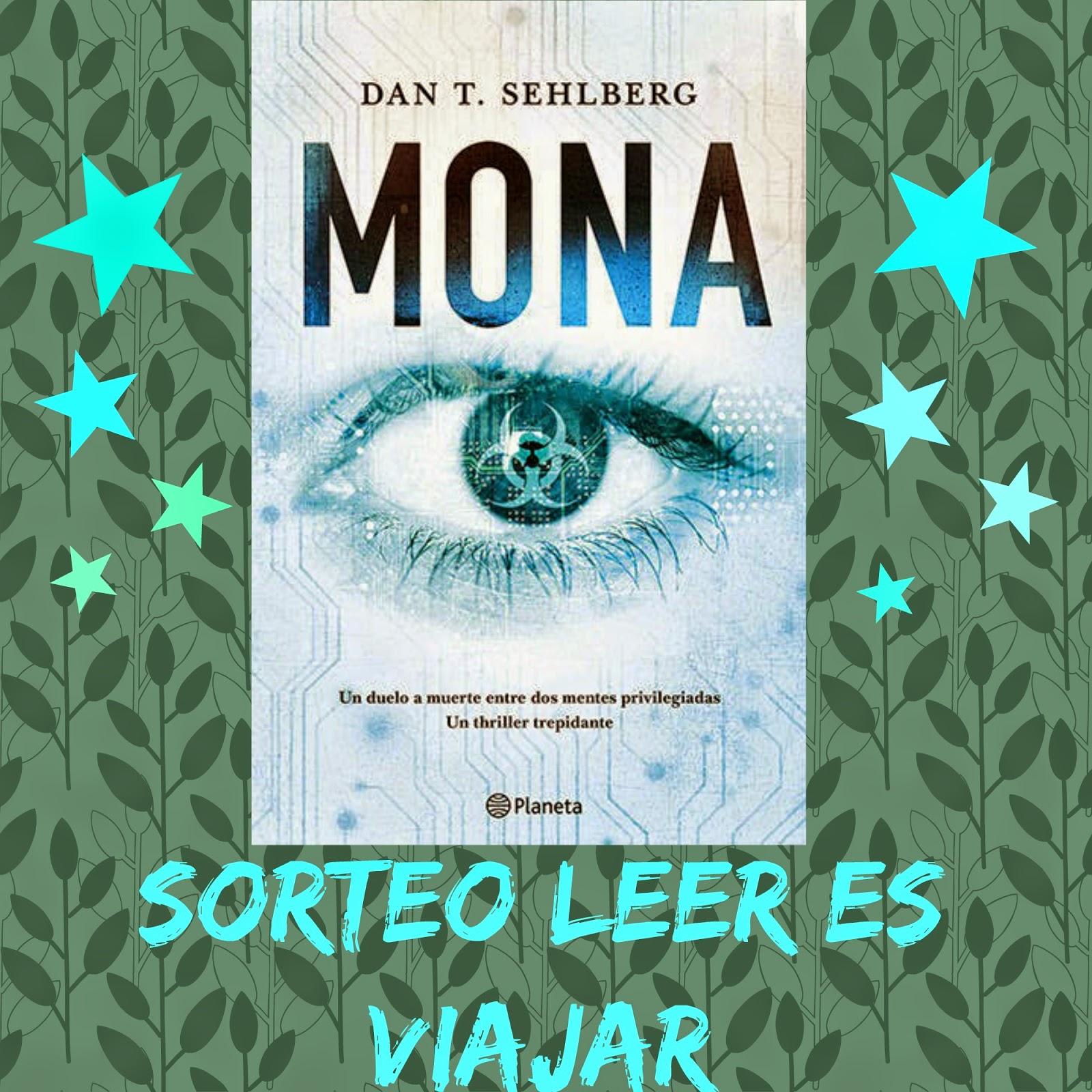 Sorteo Mona Editorial Planeta