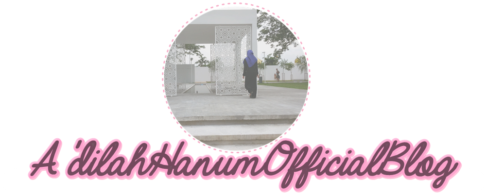 Adilah Hanum Official Blog