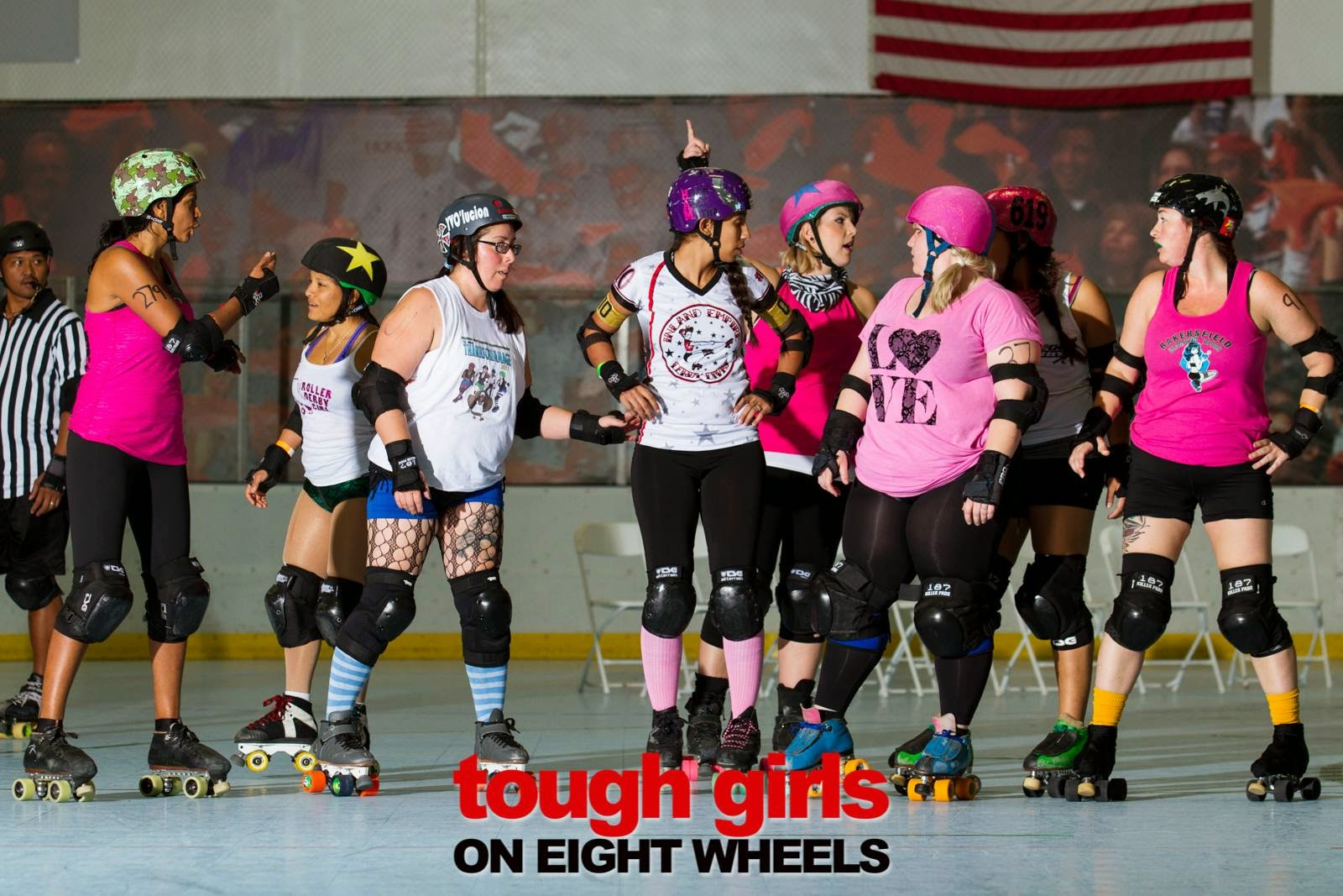 Roller skating visalia - And No One Is Giving An Inch