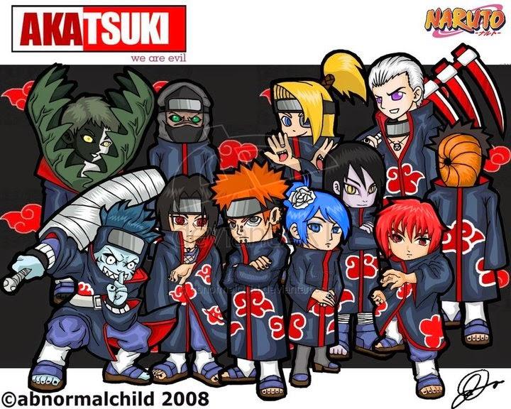 Kumpulan Gambar Gambar Lucu Naruto