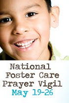 Foster Care Prayer Vigil