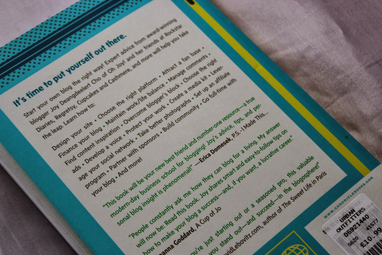 blog inc book review