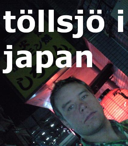 Töllsjö i Japan