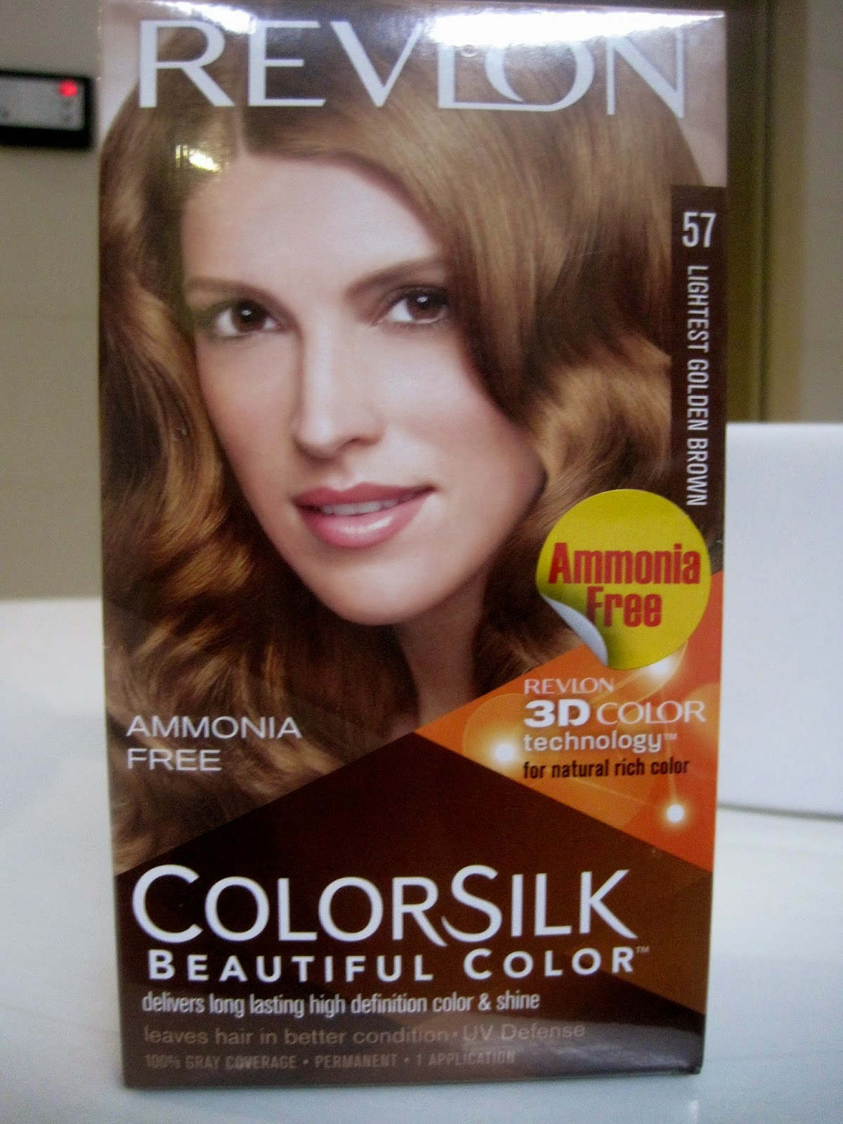 To Flawless Review Revlon Colorsilk Blonde Ish