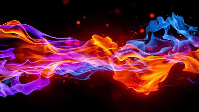 Fire Abstract HD Wallpaperz qjlaos