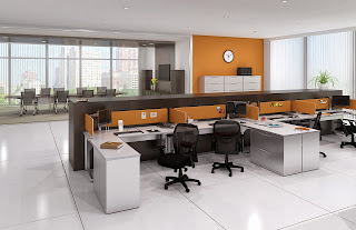Modular Office Workstations