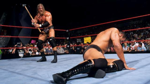 Triple H in Ring