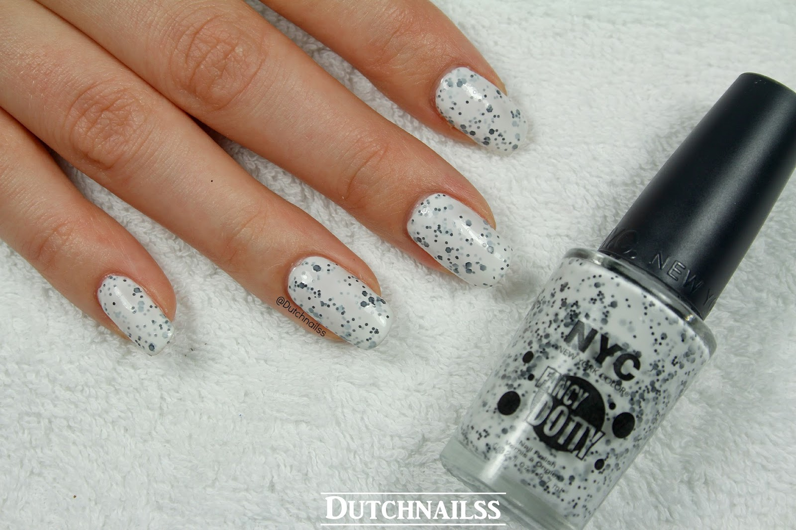 Dutchnailss: ~ Swatch With Me ~ New York Colours   Fancy Dotty ...