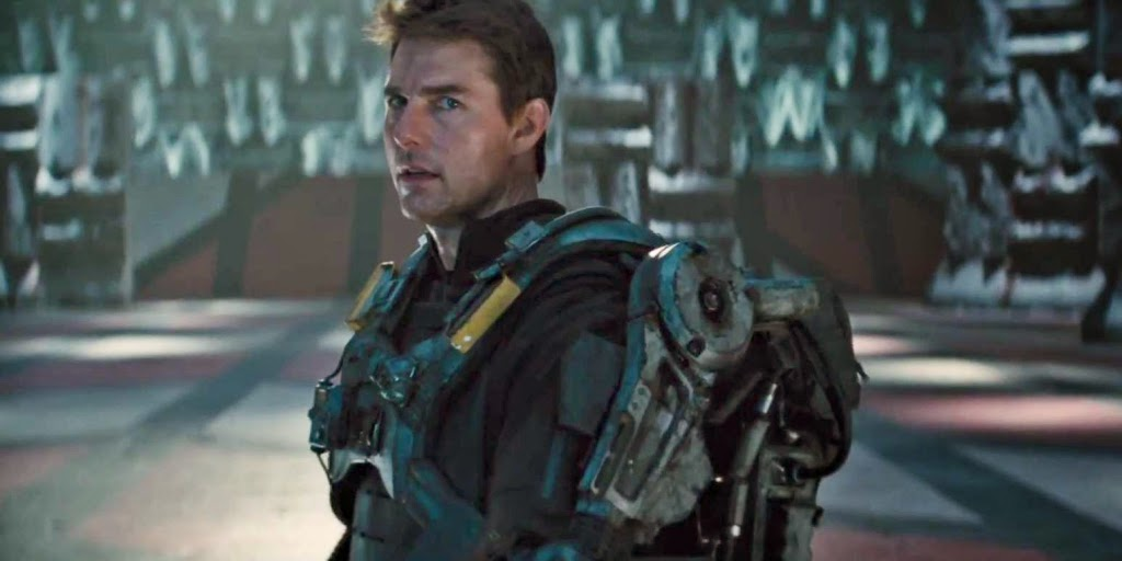 a review of edge of tomorrow a film by doug liman Facebook: twitter:   official site:   chris stuckmann reviews.