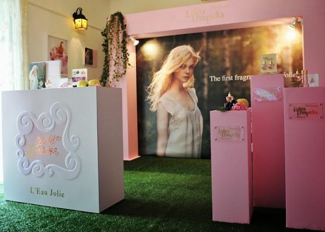 Lolita Lempicka L'Eau Jolie Launch, Frangrance, Lolita Lempicka,