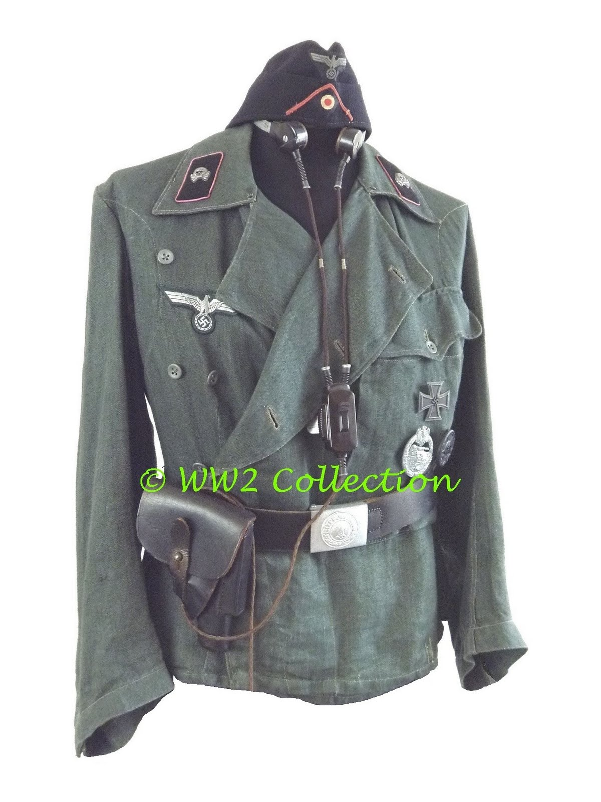 FOR SALE, WW2 German Militaria collection
