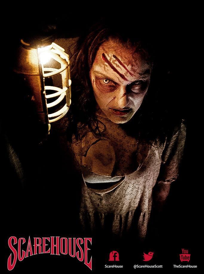 kitsuneverse haunts the basement at pittsburgh 39 s scarehouse open