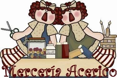 Fachada de la MERCERÍA ACERICO