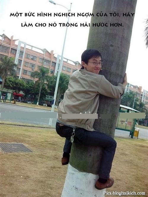 Ảnh chế photoshop buồn cười
