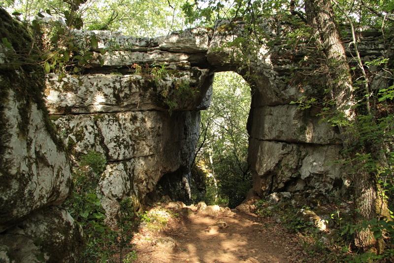 Vers le vent Balade au Bois de Païolive 1 ~ Le Bois Le Vent Libanais