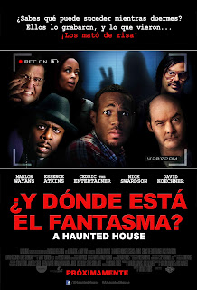 ¿Y Dónde Está El Fantasma? (2013)