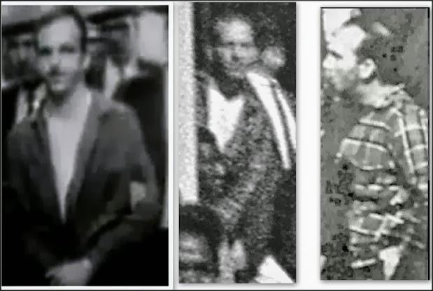Ralph Cinque, Billy Lovelady, Altgens 6, Doorway Man, JFK