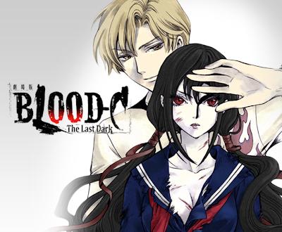 "Filme ""Blood-C - The Last Dark"" Rfe"