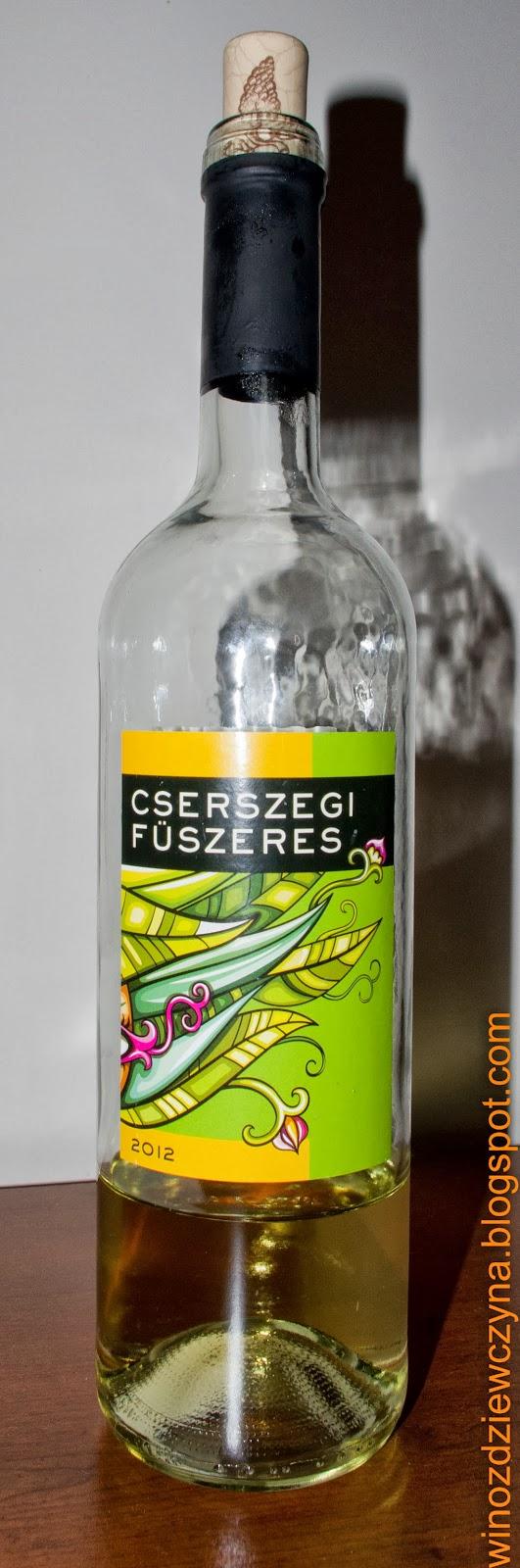 Węgry wino białe