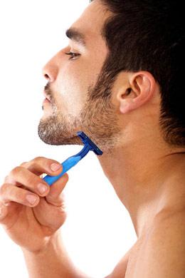 hombres barba