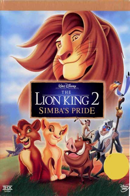 The Lion King 2 Simba's Pride ความภาคภูมิใจของซิมบ้า