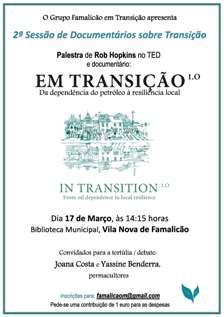 2ª Sessão Docs Transição