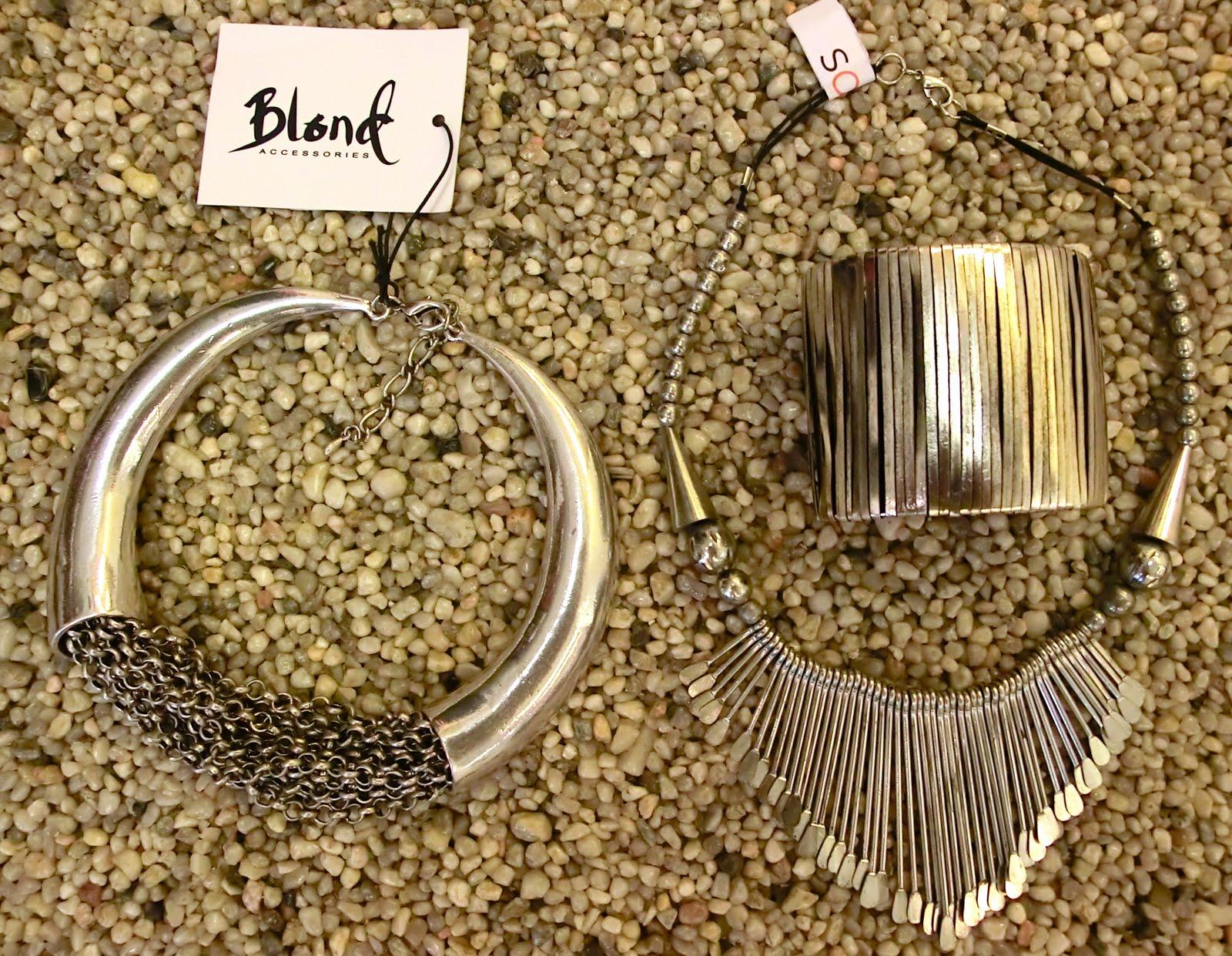 Många coola smycken från Blond   Diddi finns i butiken nu.. Kramar Maria.  Upplagd av Soulsisters ... 14fba94229280