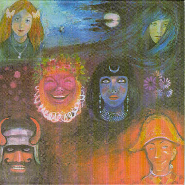 KING CRIMSON 1970 In The Wake Of Poseidon