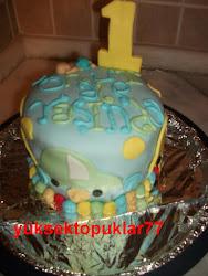 Şeker Hamurlu Pastalar