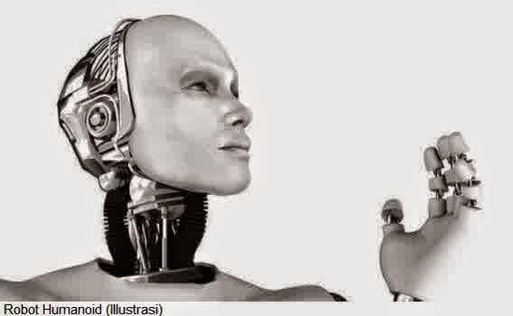 Robot Ini Bisa Berkeringat Dan Merinding Ketakutan