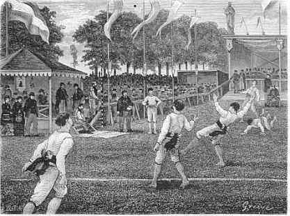 la historia deporte:
