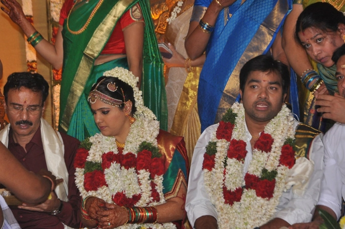 Actor Shiva marriage photos
