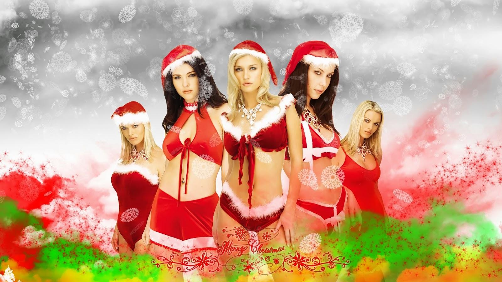 Порно рождественские девочки фото 66-776