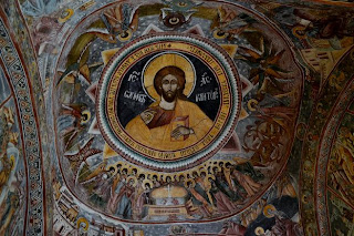 "Infirmary Church ""St. Nicholas"" - Pantocrator"